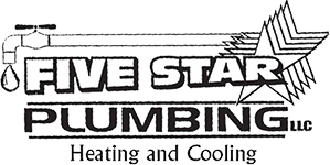 Five Star Plumbing LLC Logo