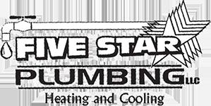 Five Star Plumbing LLC Logo